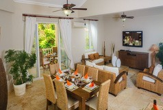 Beachfront Hispaniola Beach 8-C1 Spacious Luxury Condo