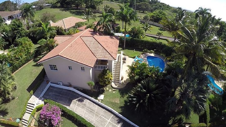 Residencial Hispaniola  #8 - Oceanview House, Private Pool